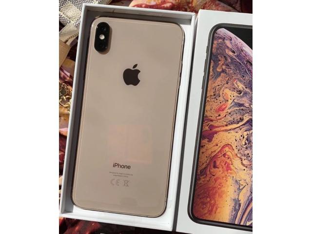 Apple iPhone XS 64GB = €400 ,iPhone XS Max 64GB = €430,iPhone X 64GB = €300