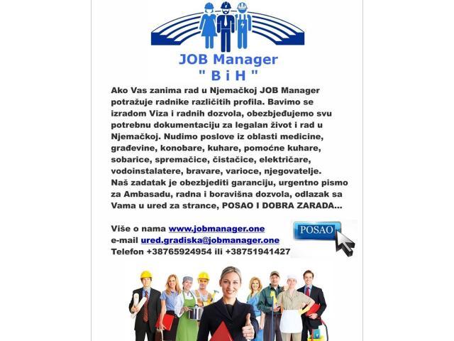 Posao u Njemačkoj
