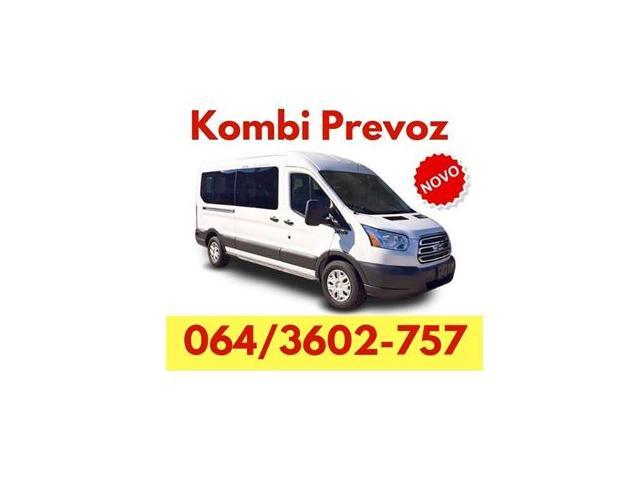 Kombi prevoz Batajnica - 064 360 27 57