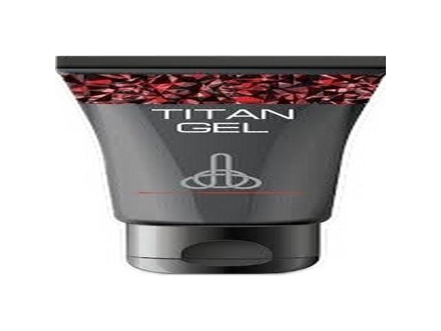 Titan gel, sastojci, sastav
